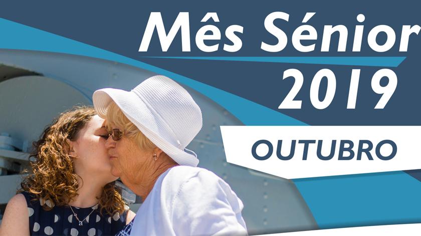 Outubro é o Mês Sénior em Viana do Alentejo