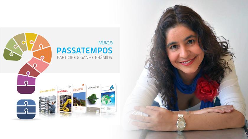 Parabéns Cidália Alves, vencedora do Passatempo CIE
