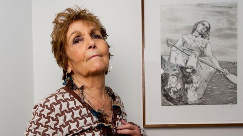 Paula Rego distinguida com Prémio Carreira pela Harper's Bazaar aos 84 anos