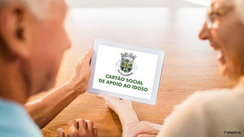 Duplica número de idosos com Cartão Social do Idoso no Alandroal