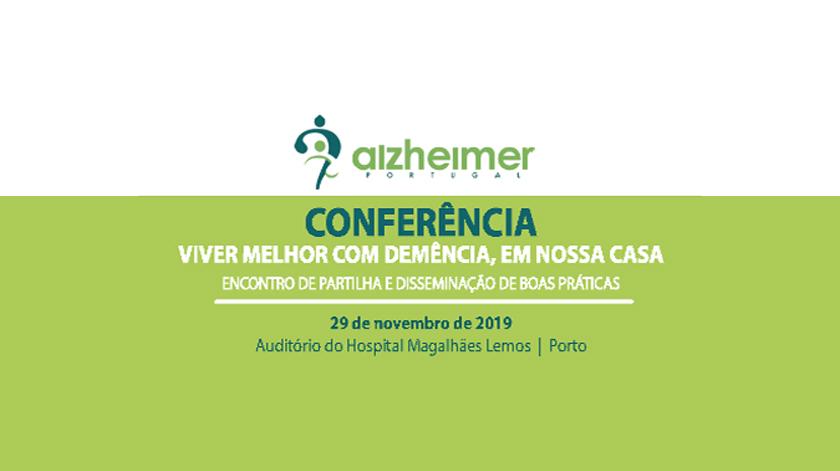"""Conferência """"Viver melhor com demência, em nossa casa"""""""