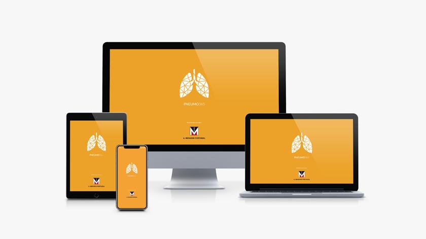Lançada app para profissionais de saúde da área respiratória