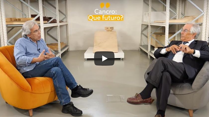 Júlio Machado Vaz e Sobrinho Simões falam sobre o futuro do cancro