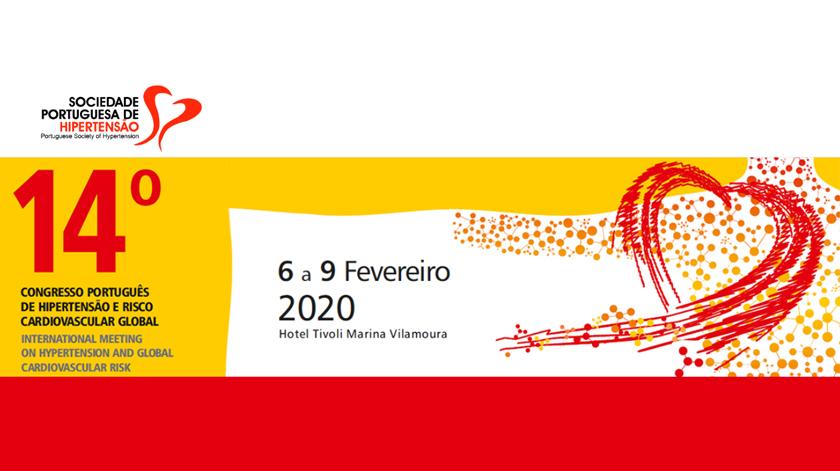 14.º Congresso Português de Hipertensão e Risco Cardiovascular Global
