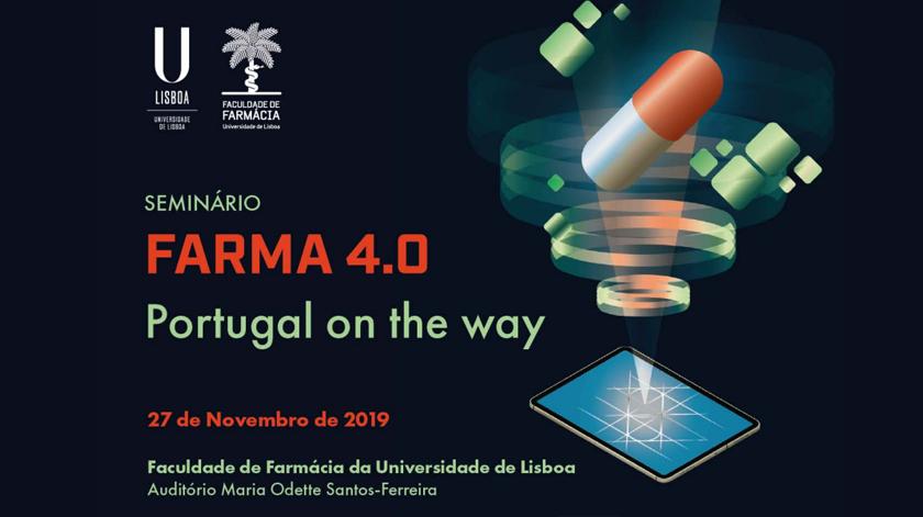"""Seminário """"FARMA 4.0 – Portugal on the way"""" em Lisboa"""