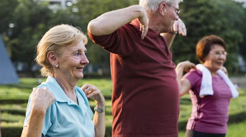 Finalistas do concurso de Boas Práticas de Envelhecimento Ativo e Saudável na Região Centro
