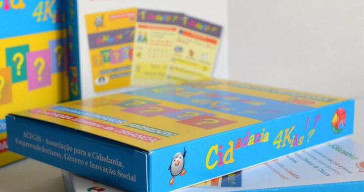 "Jogo Educativo ""Cidadania 4 Kids!"""