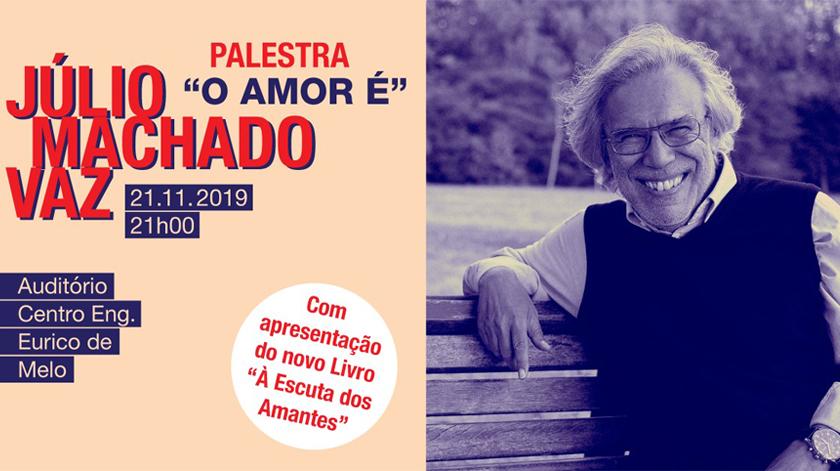 Júlio Machado Vaz fala sobre a relação médico-doente
