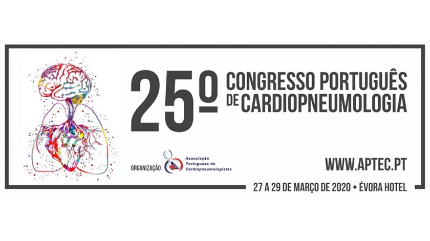 Évora recebe Congresso Português de Cardiopneumologia