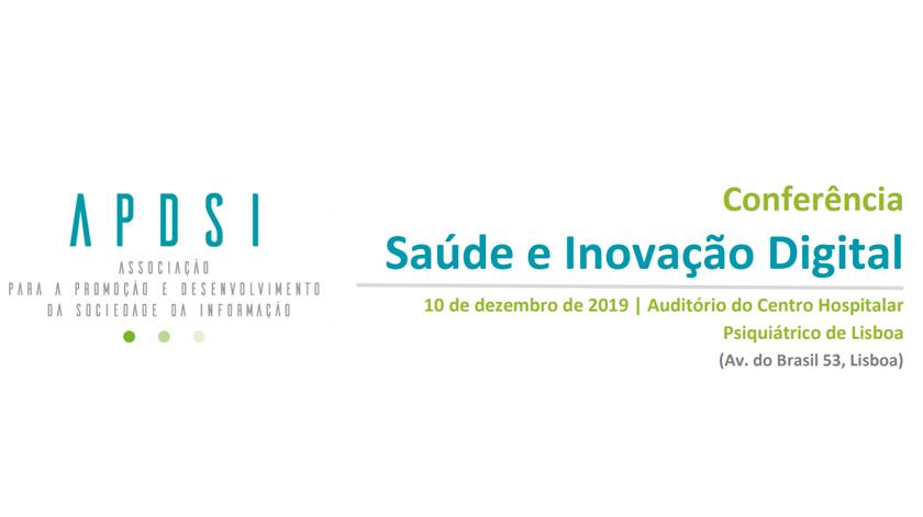 """Conferência """"Saúde e Inovação Digital"""" em Lisboa"""