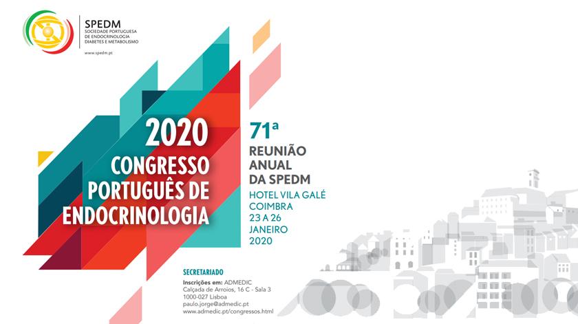 Coimbra recebe Congresso Português de Endocrinologia em 2020