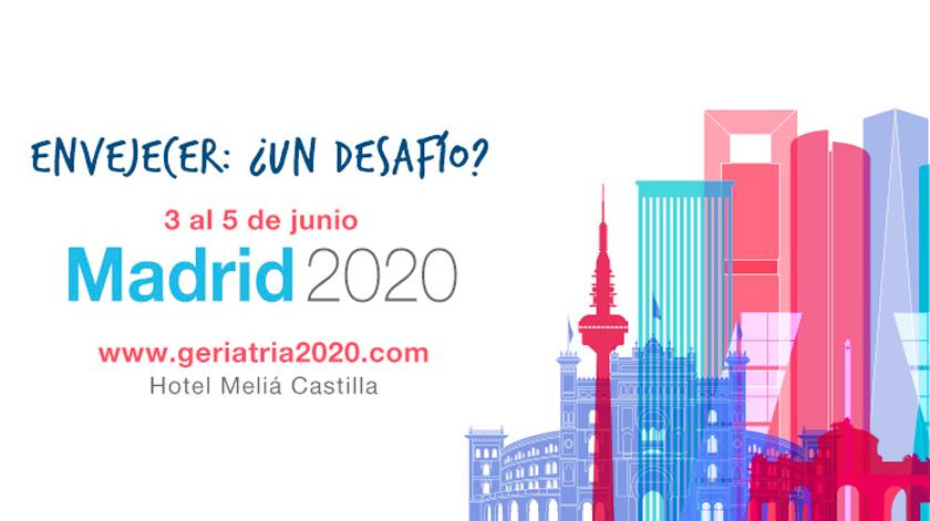 Madrid recebe Congresso da Sociedad Española de Geriatría y Gerontologia 2020