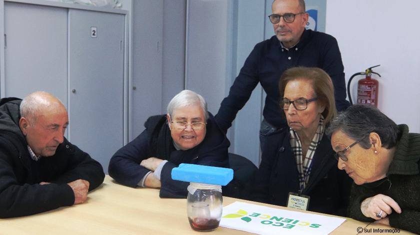 Município de Faro sensibiliza idosos para a gestão da água