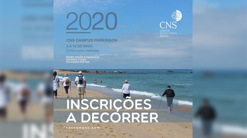 Campus para Parkinson 2020 em Torres Vedras