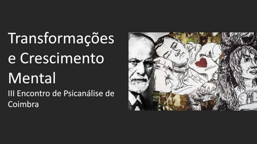 Temas da psicanálise discutidos em Coimbra