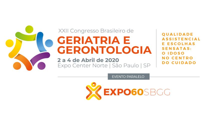 XXII Congresso Brasileiro de Geriatria e Gerontologia