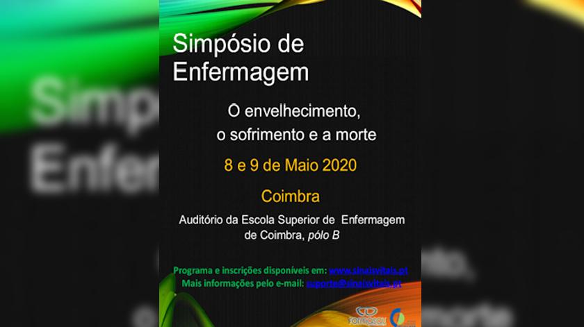 Envelhecimento, sofrimento e morte serão debatidos em Coimbra