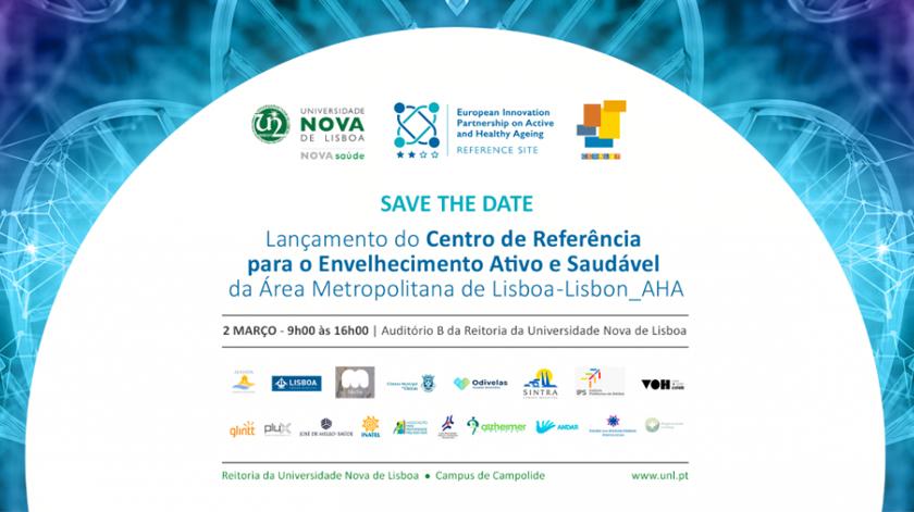 Lançamento do Centro de Referência para o Envelhecimento Ativo e Saudável em Lisboa