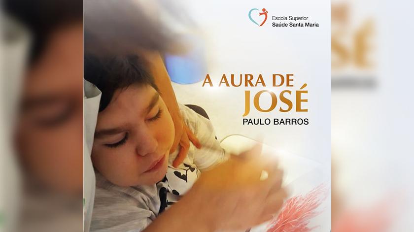 """Livro """"A Aura de José"""" será apresentado na Escola Superior de Saúde de Santa Maria"""