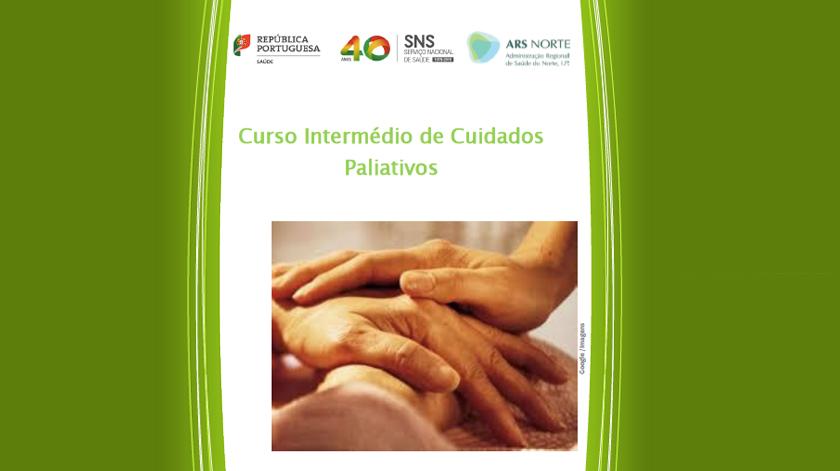 """ARS Norte promove """"Curso Intermédio de Cuidados Paliativos"""""""