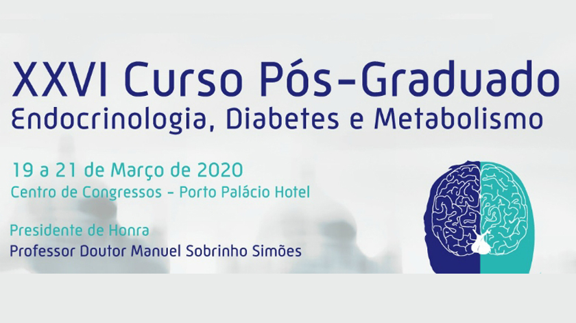 Curso Pós-Graduado de Endocrinologia, Diabetes e Metabolismo no Porto