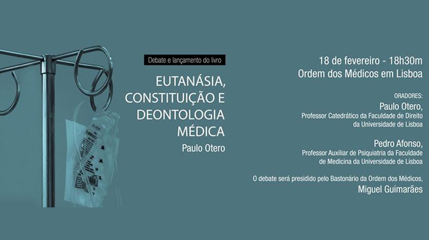 """OM debate """"Eutanásia, Constituição e Deontologia Médica"""""""