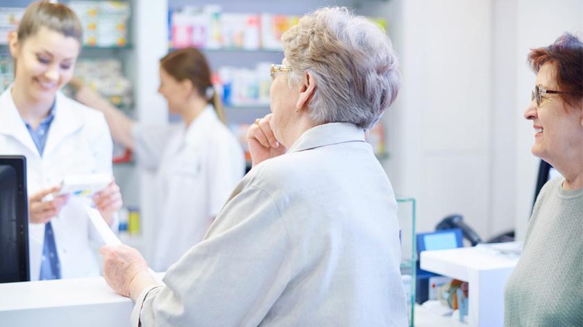 Covid-19: Farmácias tranquilizam população no país