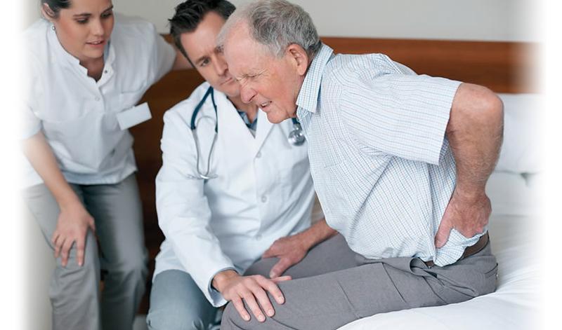 """""""O tratamento da dor pode ser otimizado com segurança nos doentes mais idosos"""""""