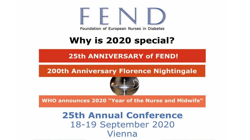 25.ª Conferência Anual da FEND