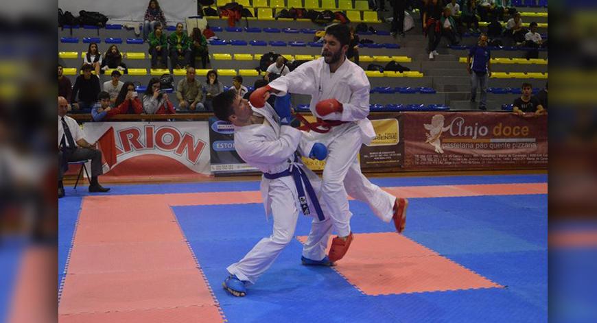Torneio solidário de karaté acontece em Marco de Canaveses