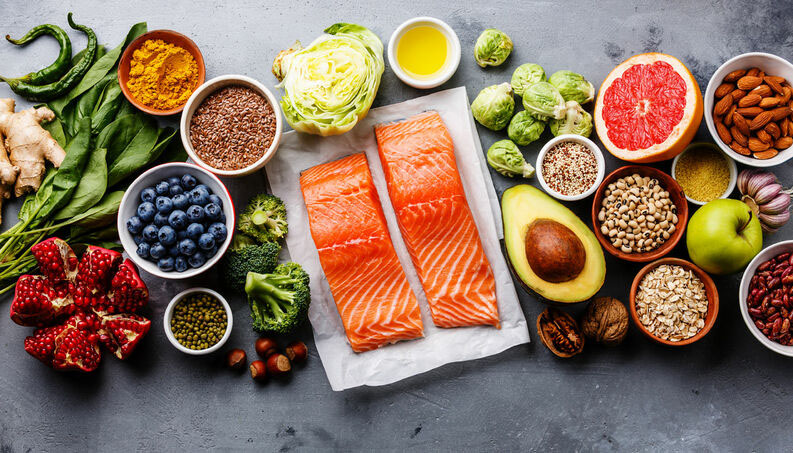 Alimentos que podem fortalecer o sistema imunitário
