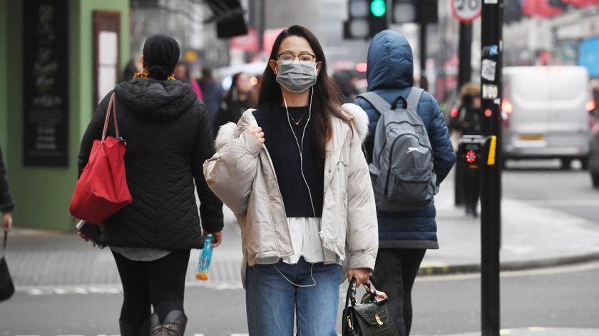 Covid-19: China volta a não registar casos locais de contágio