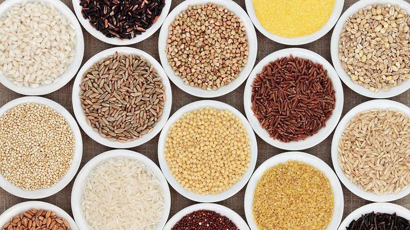 Nutricionista dá a conhecer cinco dos grãos mais saudáveis