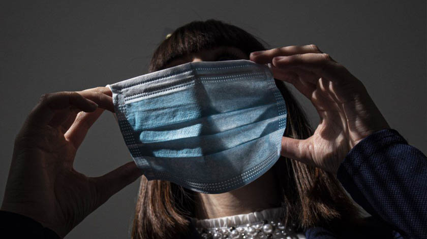 Sindicato Independente dos Médicos apoia uso generalizado de máscara