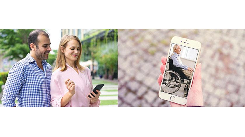 Serviço ajuda idosos perante urgências e combate à solidão