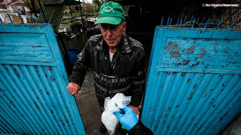 Bolsa de Voluntários apoia idosos na Guarda