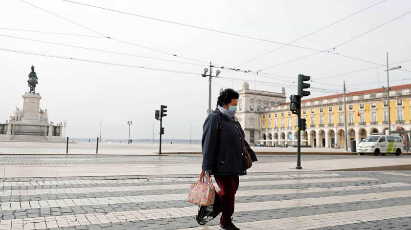 Covid-19: Receio da contaminação aumenta e é já a maior preocupação de 33,3% dos portugueses