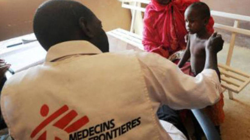 Covid-19: Médicos Sem Fronteiras apoiam lares em Lisboa