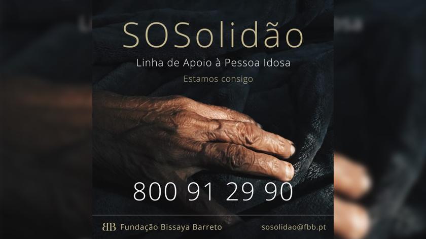Linha SOSolidão para apoiar idosos em isolamento social