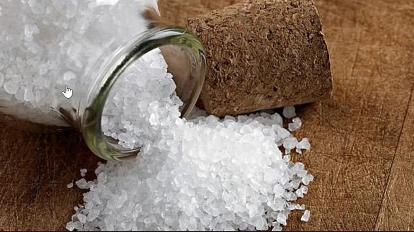 INSA sugere utilização de sal iodado em tempos de confinamento