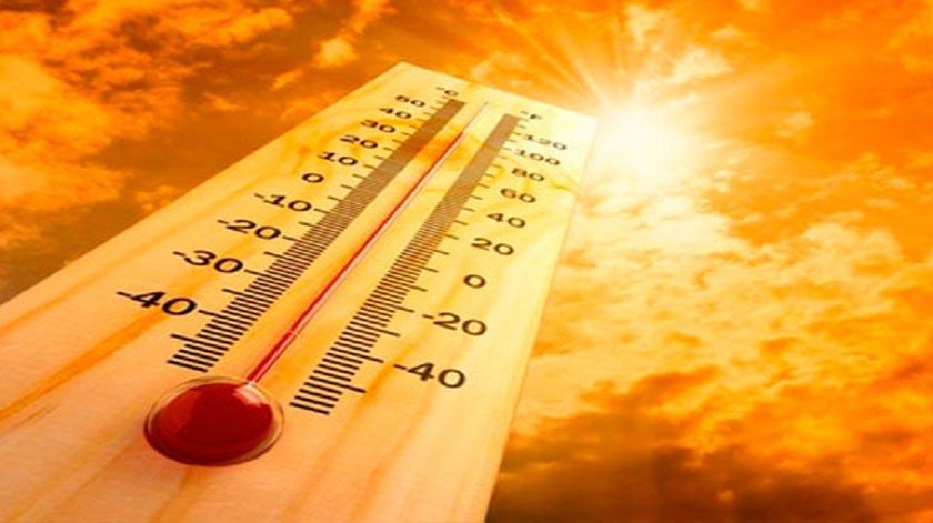 Temperaturas acima do normal para o mês de maio. Proteja-se!