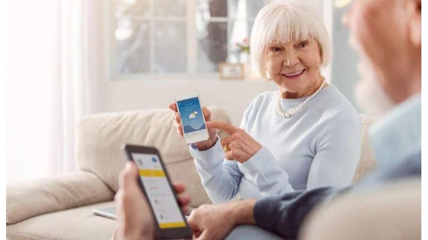 App define planos alimentares para prevenir malnutrição dos idosos