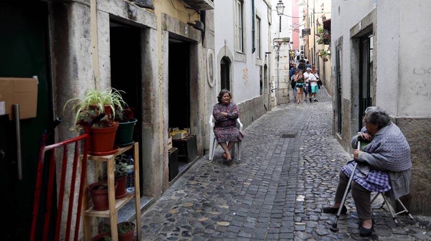Portugal é um país que trata bem dos seus idosos?