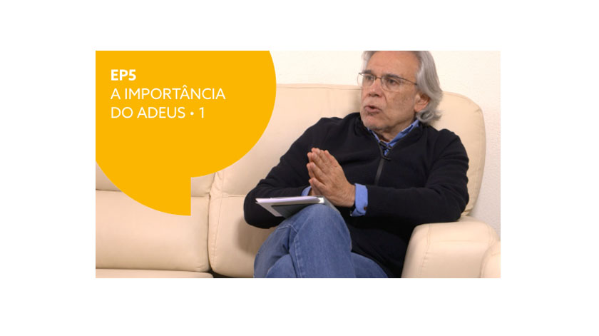 Júlio Machado Vaz: A importância do adeus