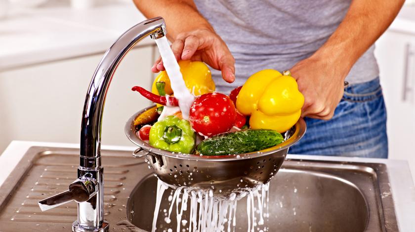 Saiba como fazer a higienização dos seus legumes e frutas de forma segura e saudável