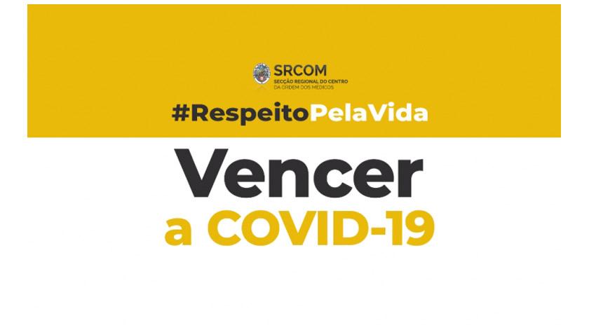 Covid-19: Campanha da Ordem dos Médicos no Centro quer responsabilidade coletiva