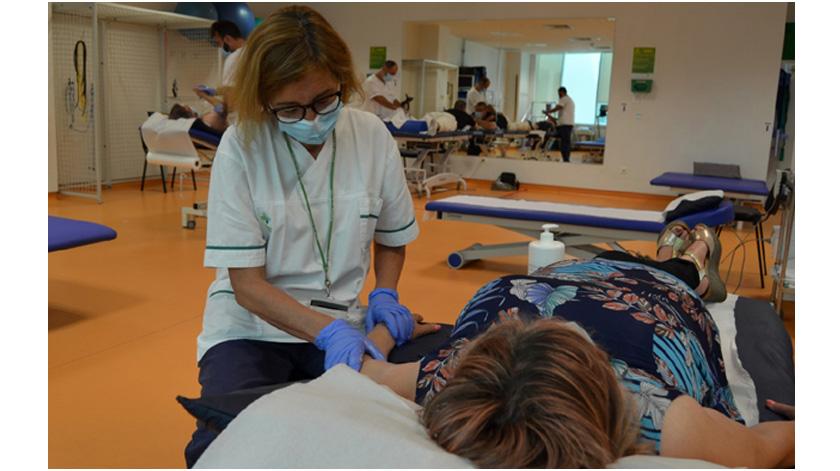 Covid-19: Serviço de MFR de Braga contribui para recuperação de utentes