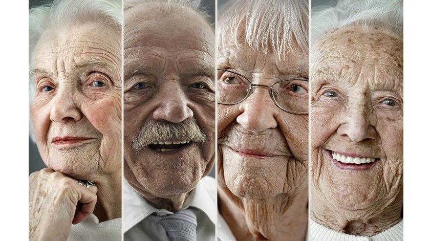 Os idosos
