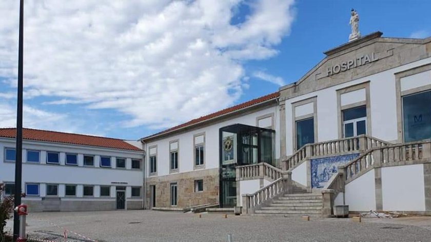 Nova Unidade de cuidados continuados no Hospital de Valpaços