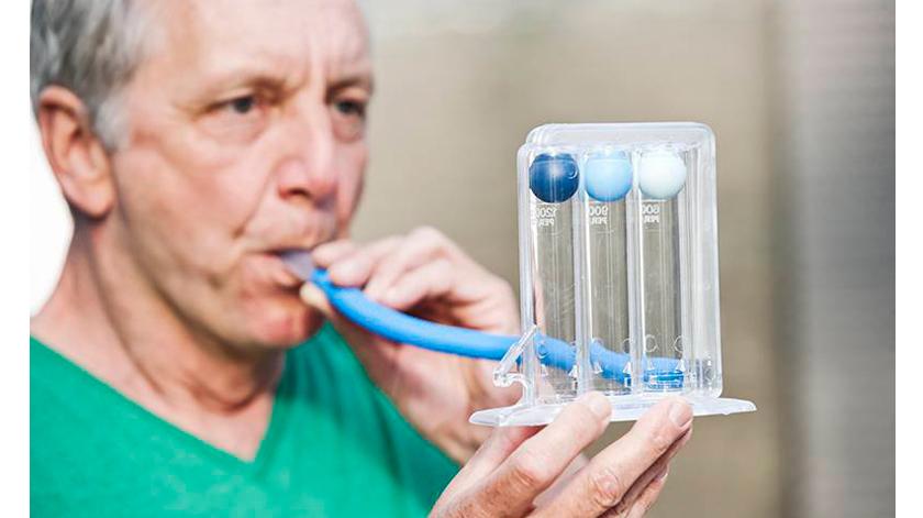 Covid-19: Especialistas defendem aumento do acesso a programas de reabilitação respiratória